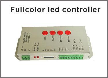 Regolatore Fullcolor T-1000S di 5V-24V LED per le illuminazione fullcolor del LED della striscia fullcolor fullcolor LED del pixel LED