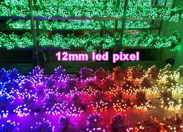 illuminazione del pixel di 12mm LED