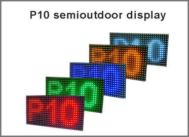 il quadro comandi principale modulo dell'esposizione 320*160 32*16 di 5V P10 P10 ha condotto il bianco giallo verde blu rosso del contrassegno leggero di pubblicità