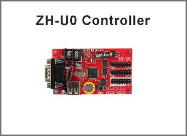 il regolatore di 5V ZH-U0 ha condotto le schede di controllo programmabili del modello dell'esposizione principali porto della carta RS232+USB