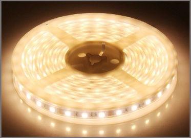 La luce flessibile 3528SMD LED bianco della striscia del LED spoglia la luce decorativa impermeabile IP65 della corda di DC12V LED