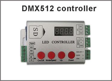 Regolatore di DMX512 RGB LED per luce programmabile principale fullcolor