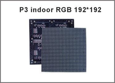 Modulo dell'interno dell'esposizione di RGB